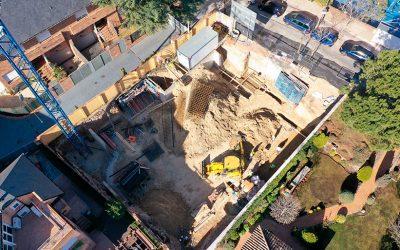 El Grupo Montebalito inicia las obras en María Lombillo 6 y El Mirador de Puerta de Hierro